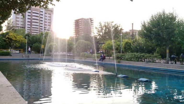 Iranian Artists Park (Honarmandan Park) 2019