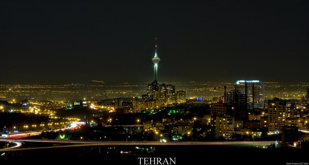 Bam-e-Tehran (Rooftop of Tehran) 2019