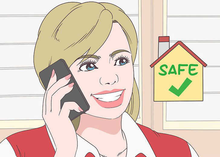 Avoid looking for rental homes in unsafe neighborhoods